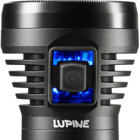 Lupine Betty TL 2 Pro zaklamp zwart